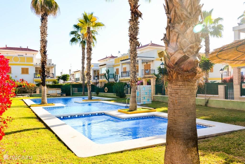 Lastminute Vakantiehuis Spanje, Costa Blanca, Daya Vieja – appartement Vakantiehuisje Costa Blanca
