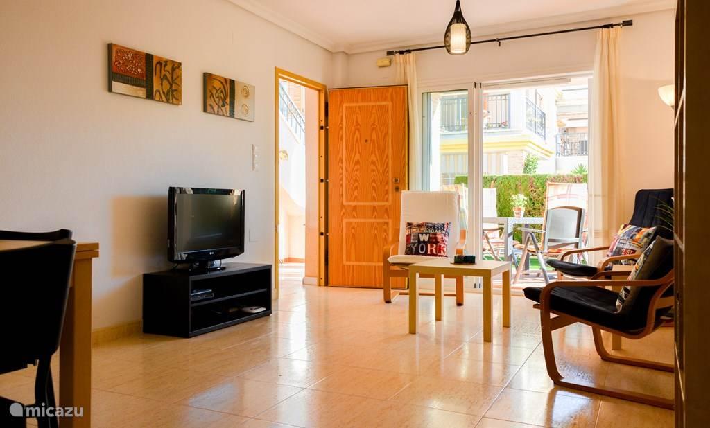 Vakantiehuis Spanje, Costa Blanca, Daya Vieja Appartement Vakantiehuisje Costa Blanca