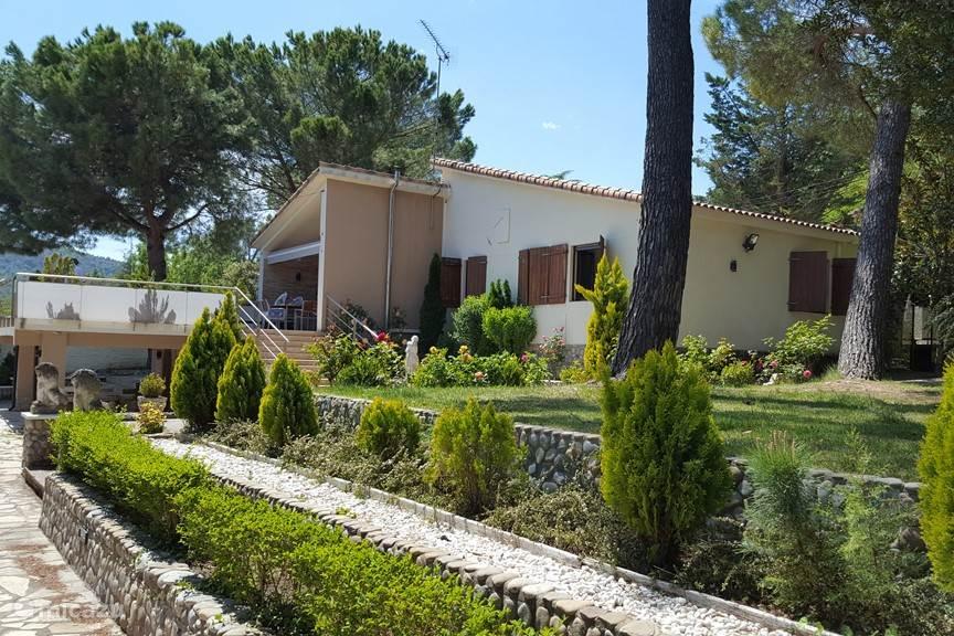 Vakantiehuis Spanje, Pyreneeën, La Puebla de Castro Villa Luxe villa perfect voor groepen