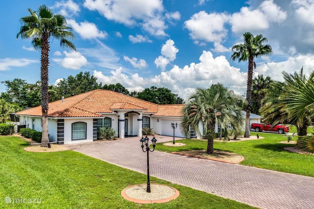 Vakantiehuis Verenigde Staten – villa Villa 'Timucuan' - gratis golf
