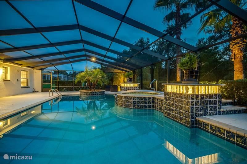 Vakantiehuis Verenigde Staten, Florida, Inverness Villa Villa 'Timucuan' - gratis golf