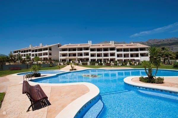 Vakantiehuis Spanje, Costa Blanca, Altea appartement Lejos y caliente Altea Natura II