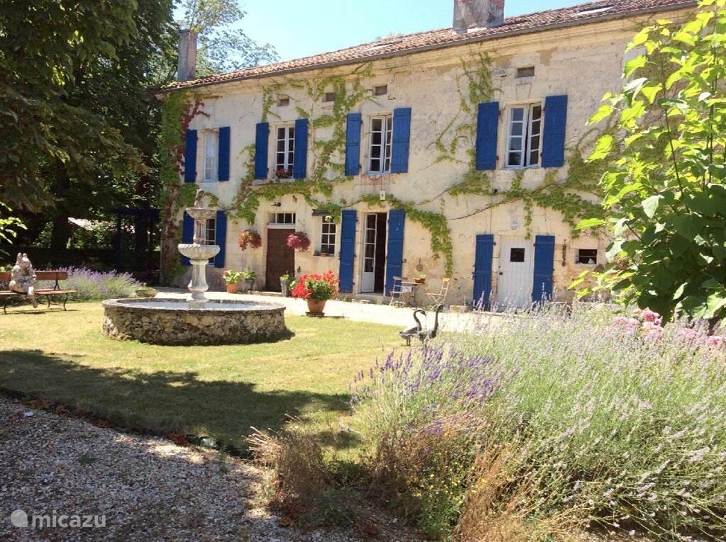 Vakantiehuis Frankrijk, Dordogne – vakantiehuis Domaine Le Repaire (tot 26 pers.)
