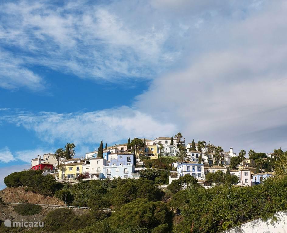 Vakantiehuis Spanje, Costa del Sol, Marbella stadswoning Casa Braam