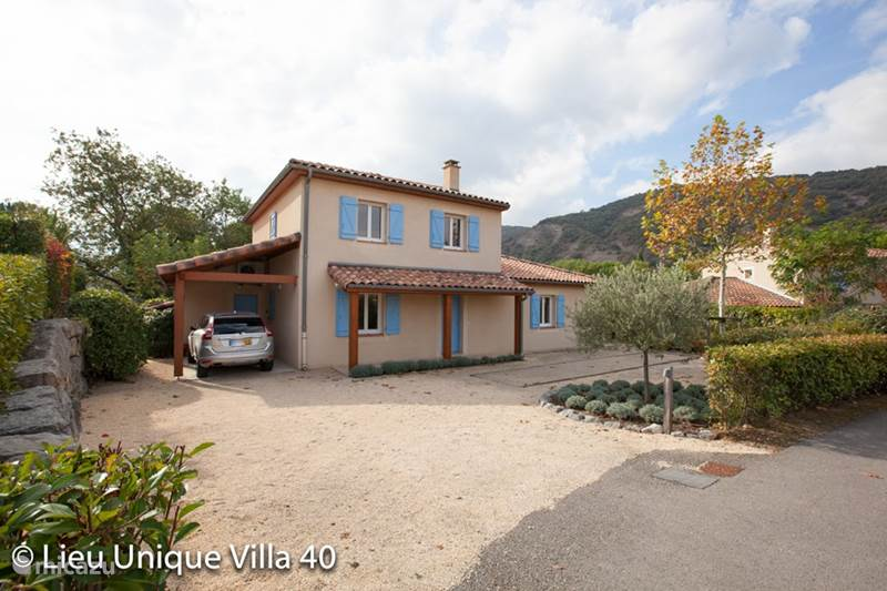 Vakantiehuis Frankrijk, Ardèche, Vallon-Pont-d'Arc Villa Villa Lieu Unique