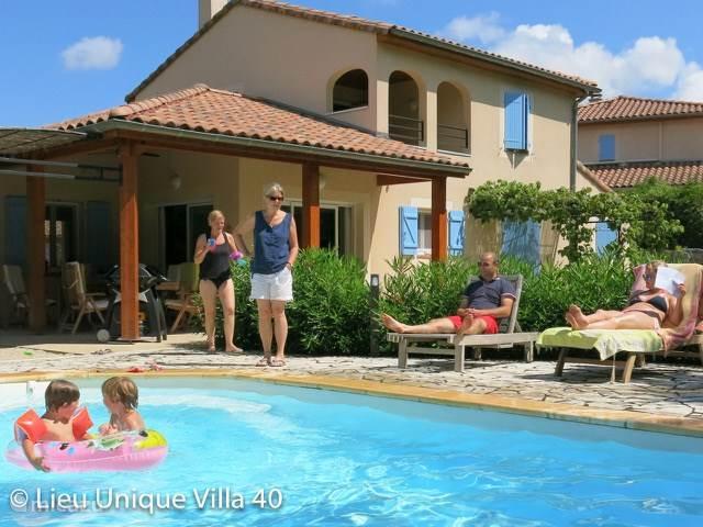 Vakantiehuis Frankrijk, Ardèche, Vallon-Pont-d'Arc Villa Villa 40 Lieu Unique