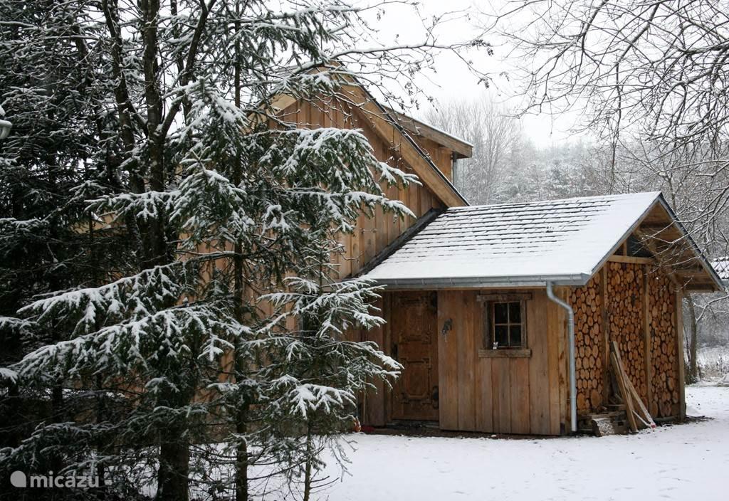 First snowfall 2017