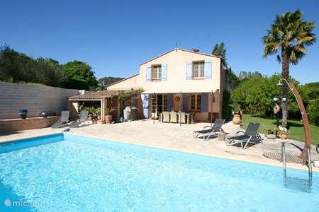 Vakantiehuis Frankrijk, Var, Salernes villa Le Petit Paradis