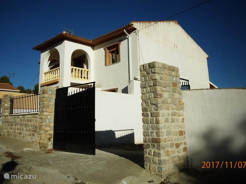 Vakantiehuis Spanje, Andalusië, Pantano de los Bermejales villa Cortijo Bermejales