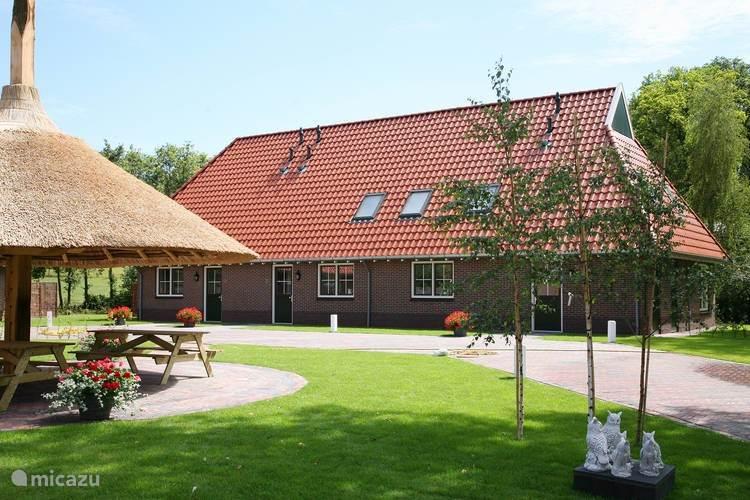 Vakantiehuis Nederland, Overijssel, Enter - boerderij Vakantiehuis Saksen