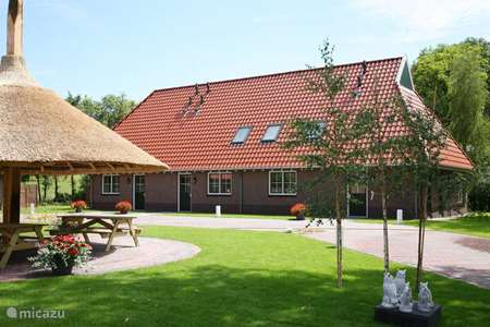 Vacation rental Netherlands, Overijssel, Enter farmhouse Holiday home Saksen No. 2