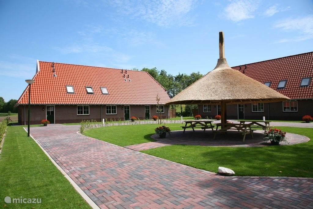 Vakantiehuis Nederland, Overijssel, Enter boerderij Vakantiehuis Regge