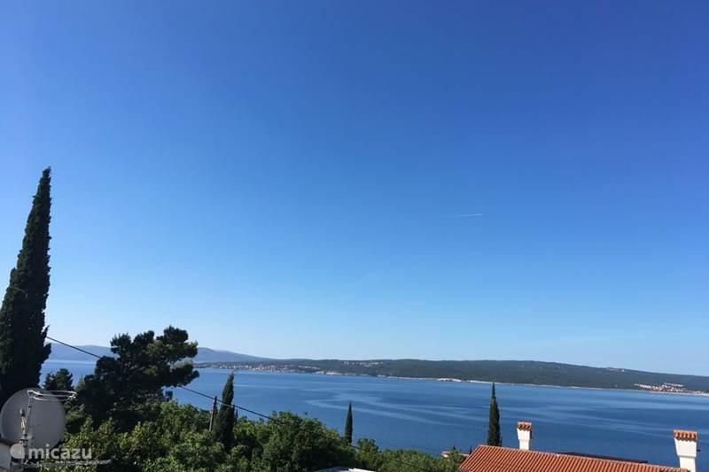 Vakantiehuis Kroatië, Kvarner, Dramalj Appartement Appartement Velebit A II Rozemarijn