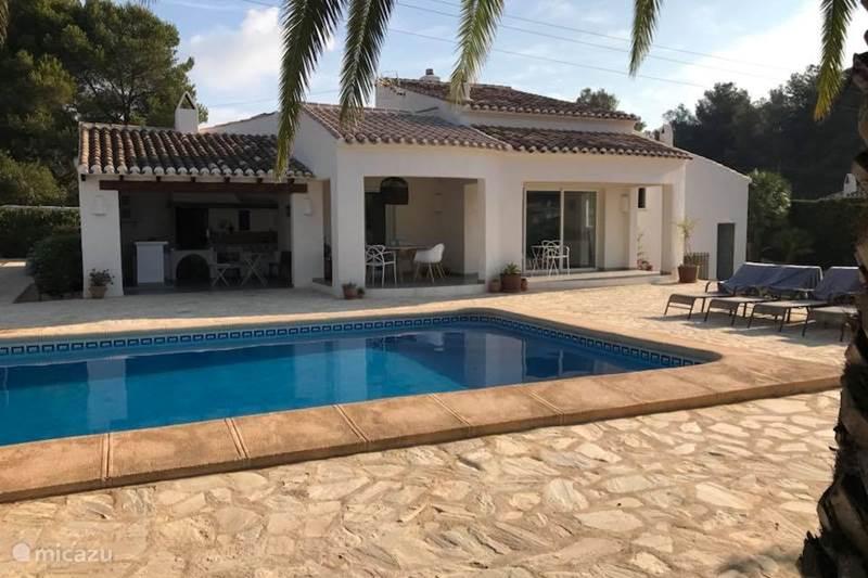 Vakantiehuis Spanje, Costa Blanca, Javea Finca Casa Ruiz Jávea