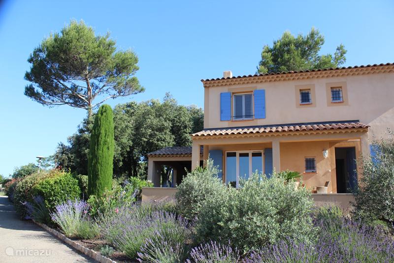 Vacation rental France, Vaucluse, Saumane-de-Vaucluse Villa Villa Lis des Vallées du Luc (101)