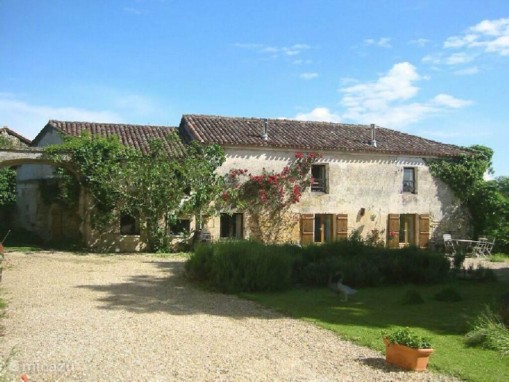 Vakantiehuis Frankrijk, Dordogne, Mareuil-sur-Belle Vakantiehuis Vakantiehuis Chez Mimi  6 pers.)