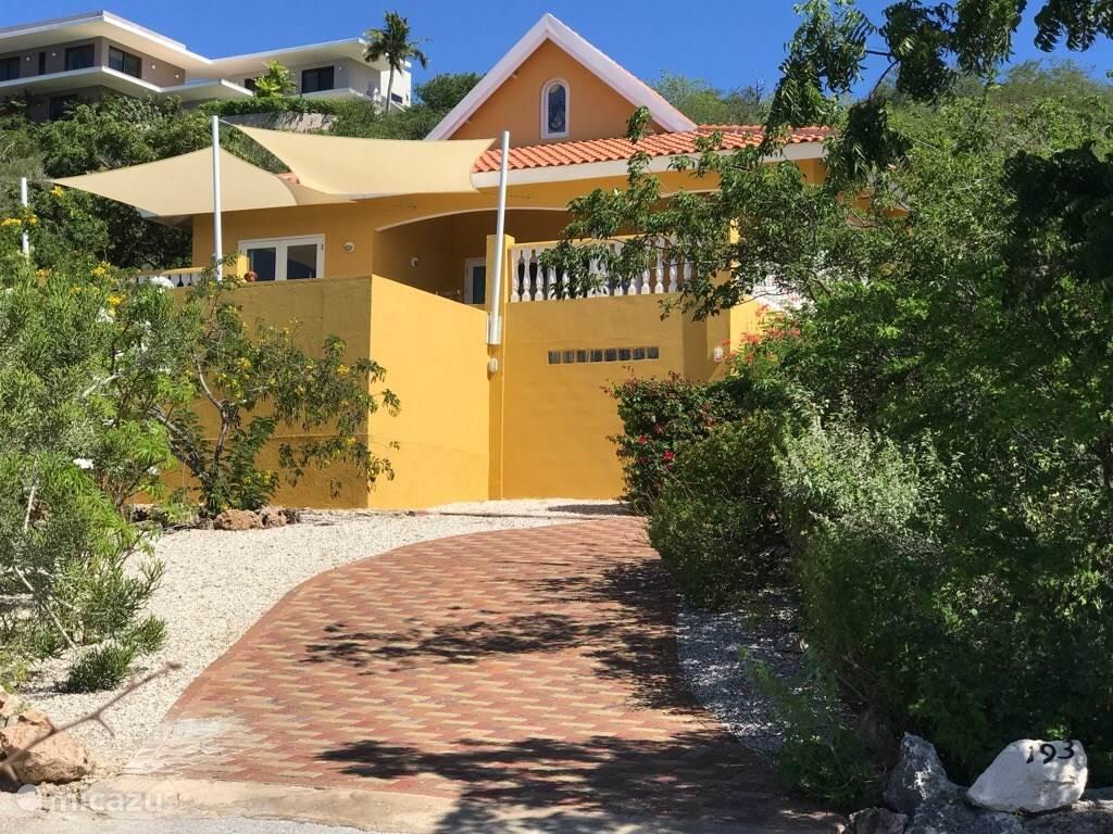 Vakantiehuis Curaçao, Banda Abou (west), Coral Estate, Rif St.Marie Vakantiehuis Cas Yuana