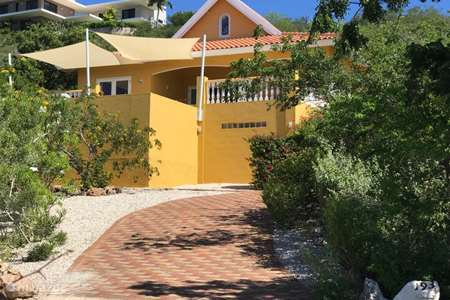 Vacation rental Curaçao, Banda Abou (West), Coral-Estate Rif St.marie holiday house Cas Yuana