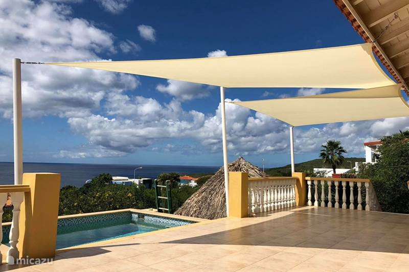 Vacation rental Curaçao, Banda Abou (West), Coral Estate, Rif St.Marie Holiday house Cas Yuana