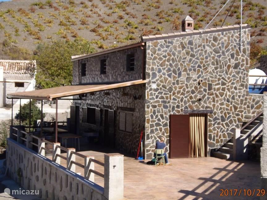 Vakantiehuis Spanje, Andalusië, Alhama de Granada chalet Casa Luisa