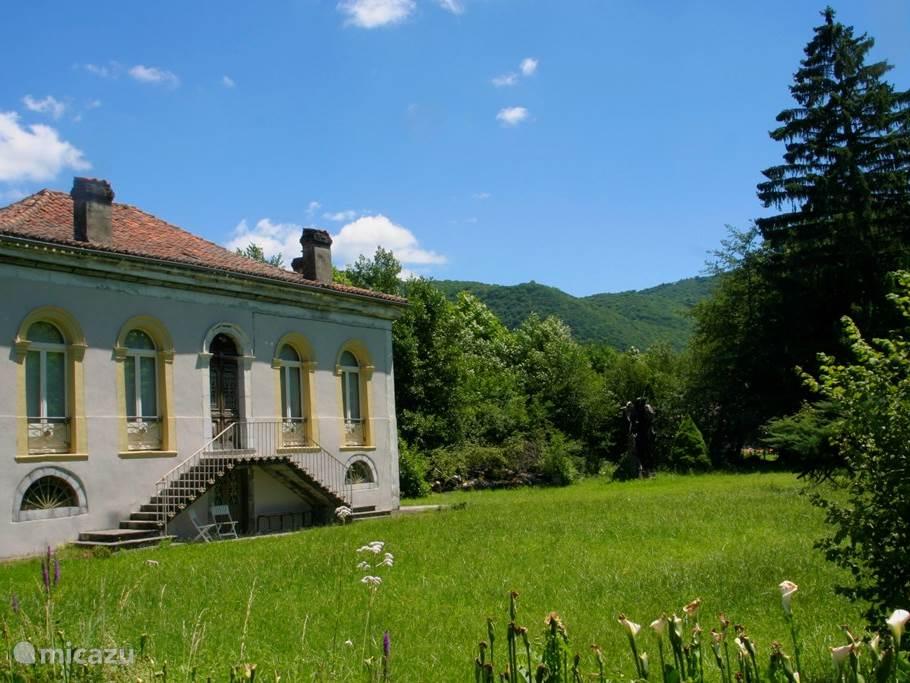 Vakantiehuis Frankrijk, Midi-Pyrénées, Loures-Barousse - villa Villa Pradias