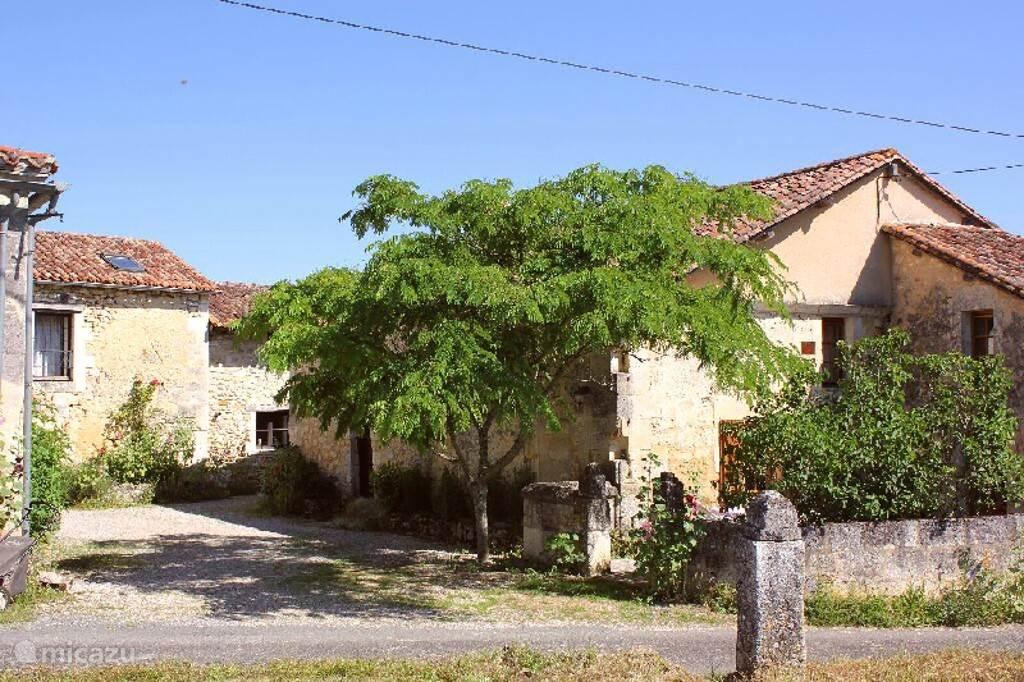 Vakantiehuis Frankrijk, Dordogne – vakantiehuis Vakantiehuis La Belle (6 pers.)