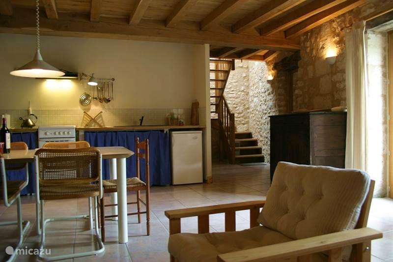 Vakantiehuis Frankrijk, Dordogne, Mareuil-sur-Belle Vakantiehuis Vakantiehuis La Belle (6 pers.)