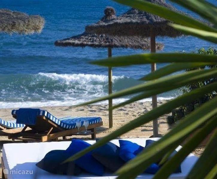 Vakantiehuis Spanje, Costa del Sol, San Pedro de Alcántara - appartement Los Jazmines