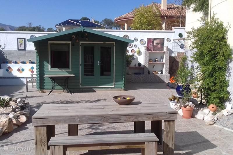 Vakantiehuis Spanje, Costa Blanca, Hondón de las Nieves Studio Studio Casa Emma Alicante