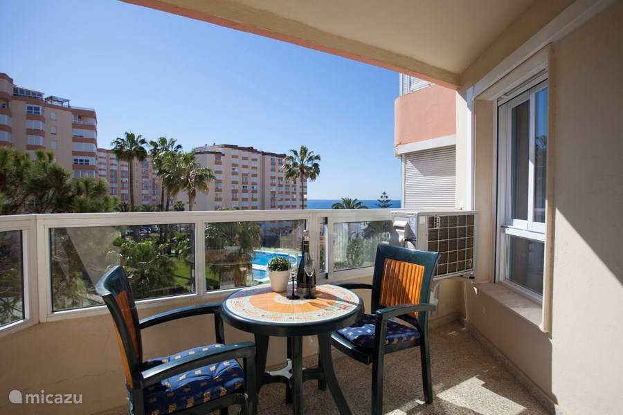 Vakantiehuis Spanje, Costa del Sol, Torrox-Costa Appartement Casa Amaya
