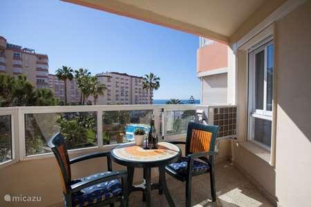 Vakantiehuis Spanje, Costa del Sol, Torrox-Costa - appartement Casa Amaya I