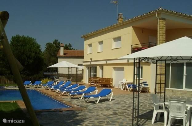 Vakantiehuis Spanje, Costa Brava, Vidreres villa Casa Rowera