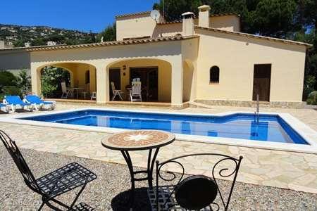 Vakantiehuis Spanje, Costa Brava, San Antonio de Calonge - villa Villa Ance