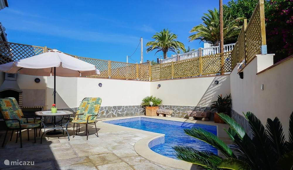 Vakantiehuis Spanje, Costa del Sol, Torrox-Costa villa Villa Playa