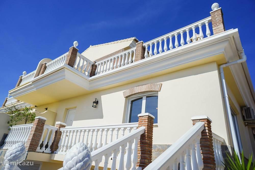 Voorkant Villa Playa