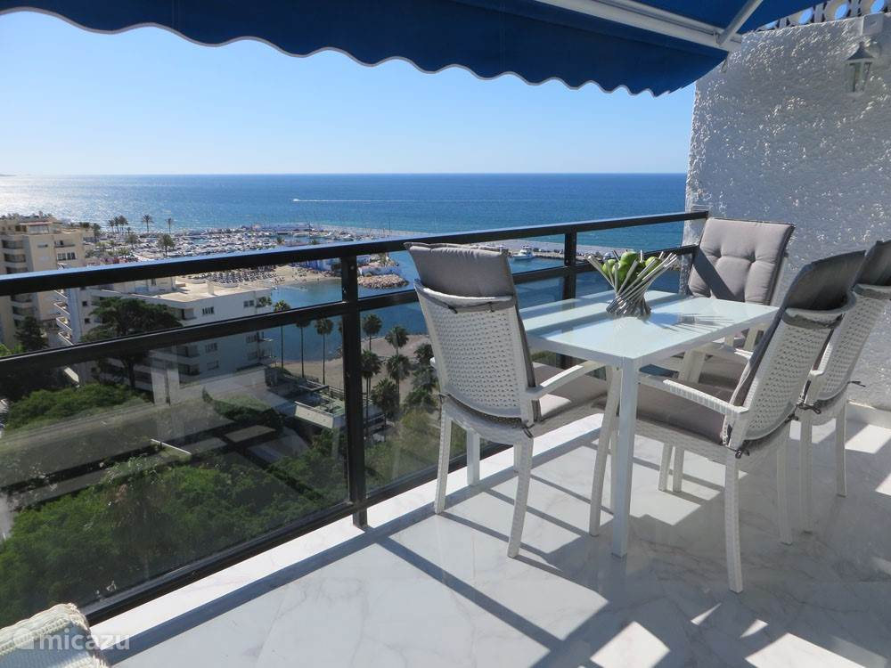 Vakantiehuis Spanje, Costa del Sol, Marbella - penthouse Skol 927 apartement