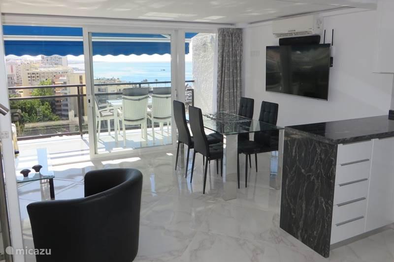 Vakantiehuis Spanje, Costa del Sol, Marbella Penthouse Penthouse Bella Vista Marbella