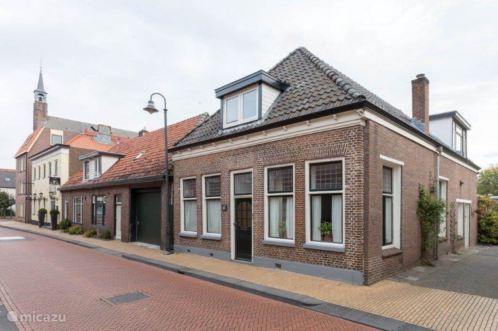 Our home in the city centre of Steenwijk