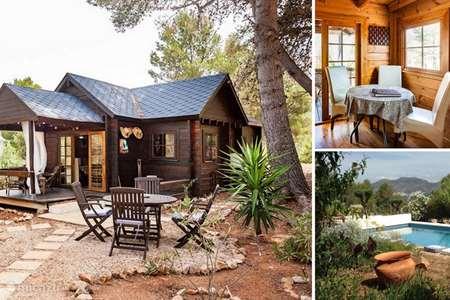Vakantiehuis Spanje, Costa Blanca, Lliber finca Finca Llíber - Cabana