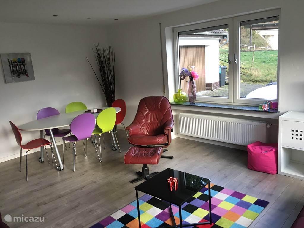 Vakantiehuis Duitsland, Eifel, Willwerath Appartement Appartement Regenboog