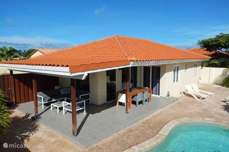 Vakantiehuis Aruba – villa Mi Gusto Villa