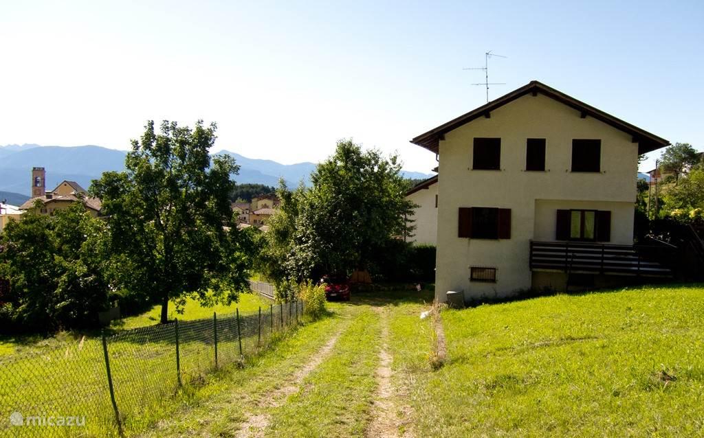 Vacation rental Italy, Trentino – holiday house Casa Pineta