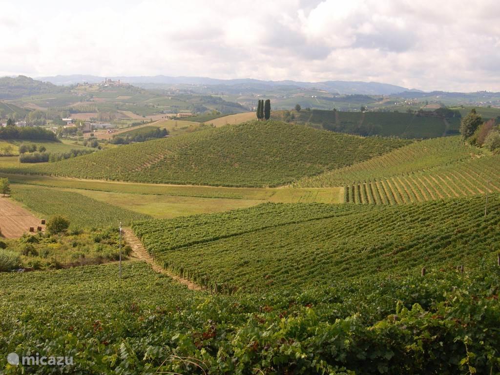 Vacation rental Italy, Piedmont, Castelnuovo Calcea holiday house Piccolo Paradiso
