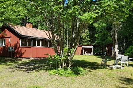 Vakantiehuis Zweden – vakantiehuis Typisch Zweeds