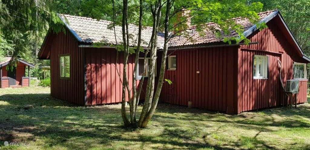 Vakantiehuis Zweden, Dalarna, Sågmyra Vakantiehuis Typisch Zweeds