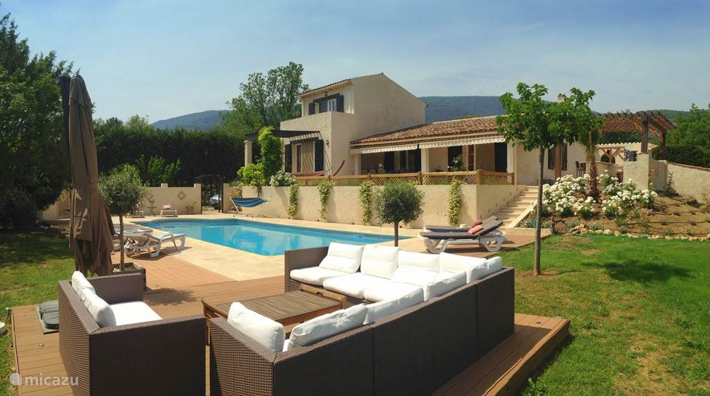 Vacation rental France, French Riviera, Seillans villa Villa Seillans