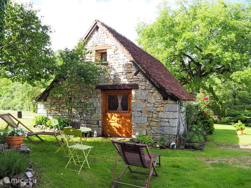 Vakantiehuis Frankrijk, Dordogne, Martel vakantiehuis Pigeonniere 3 ps