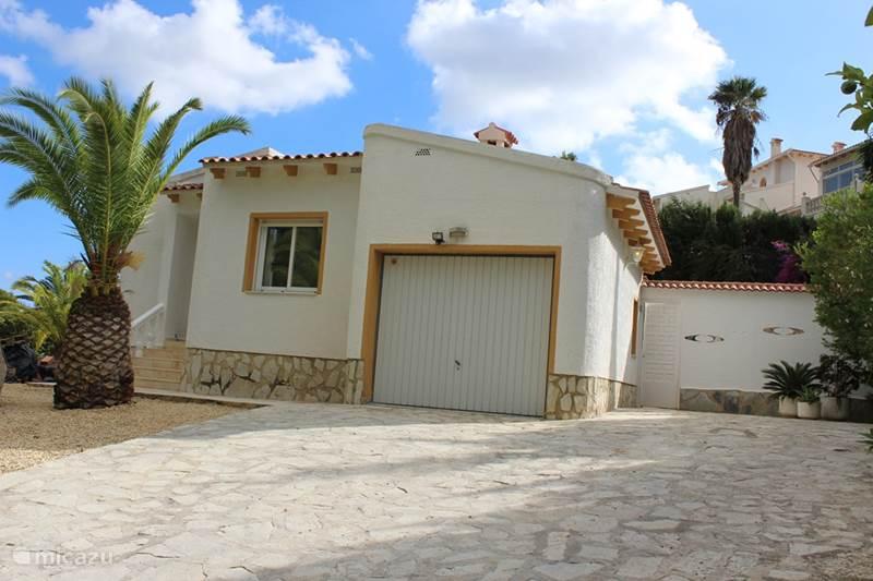 Vakantiehuis Spanje, Costa Blanca, Alfáz del Pi Villa Villa Las Coronas