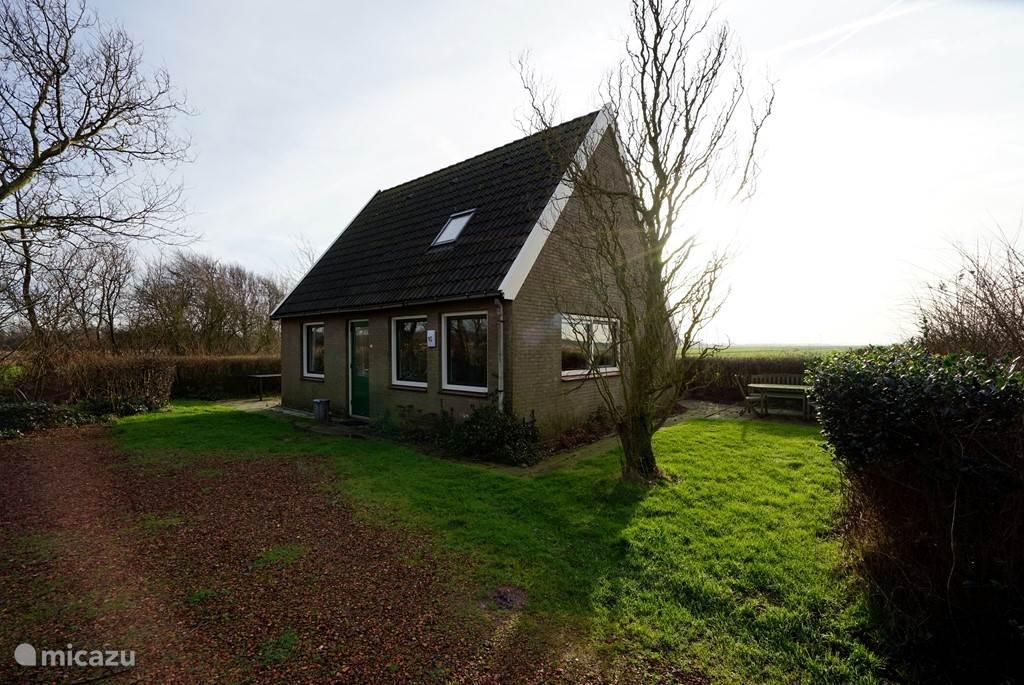 Foto vrijstaande bungalow nr 10