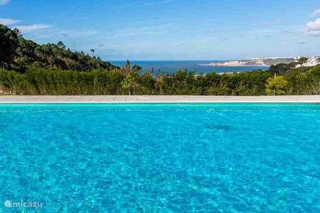 Vakantiehuis Portugal, Costa de Prata, Nazaré - villa Casa Nirvana